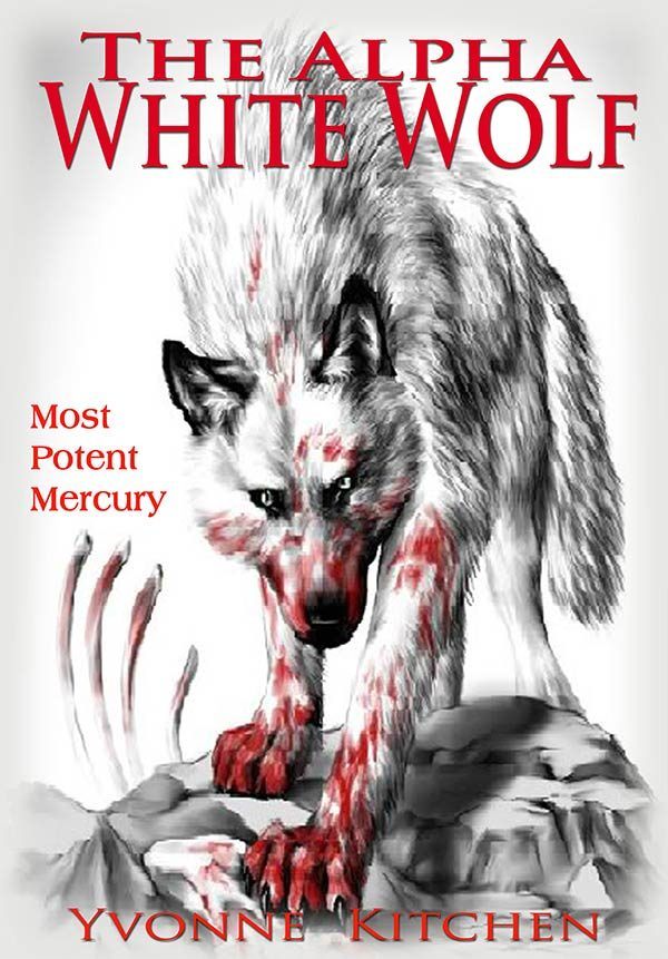 The Alpha White Wolf