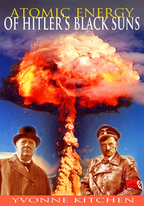 Atomic Energy of Hitler's Black Suns