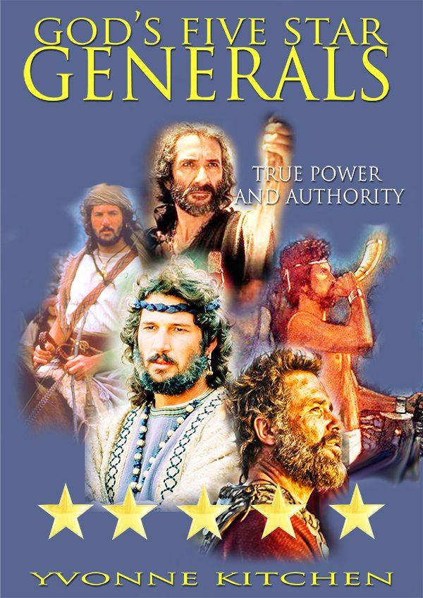 God's Five Star Generals