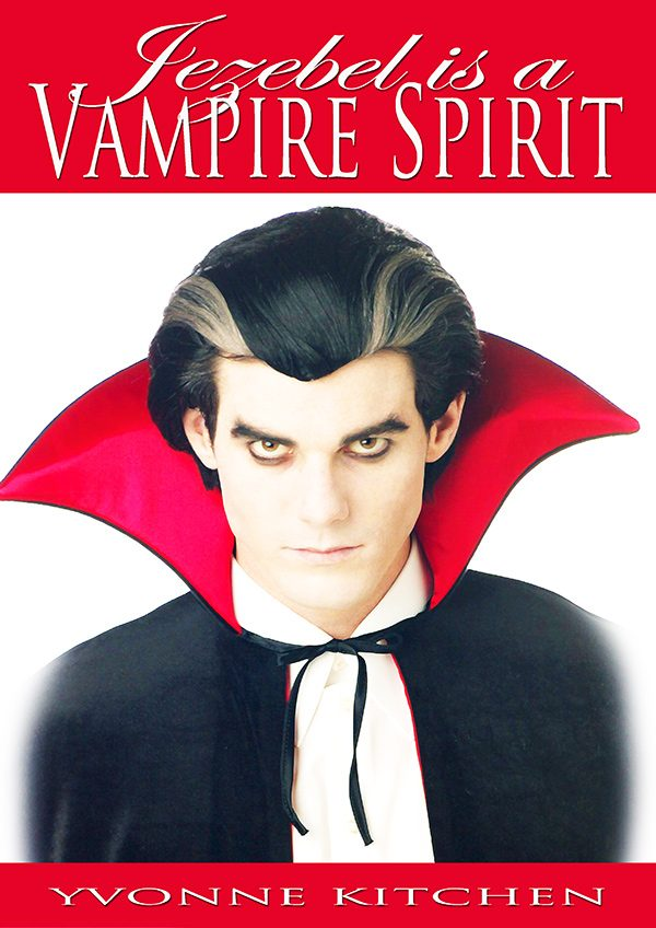 Jezebel is a Vampire Spirit