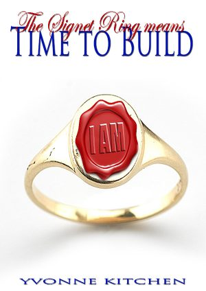 The Signet Ring Means Time to Build