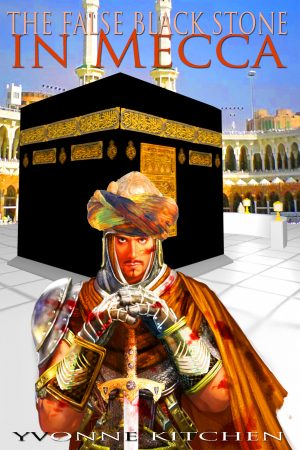 The False Black Stone In Mecca